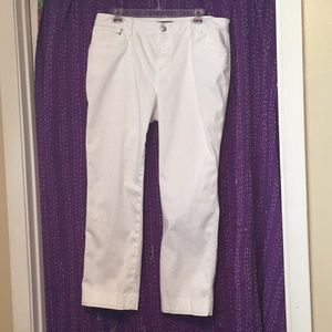 Ralph Lauren Cropped Pants